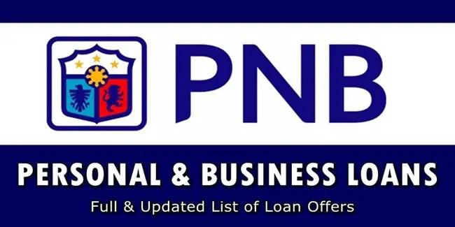 PNB Personal Loans & Business Loans