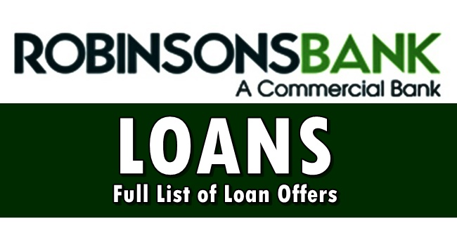 Robinsons Bank Loans