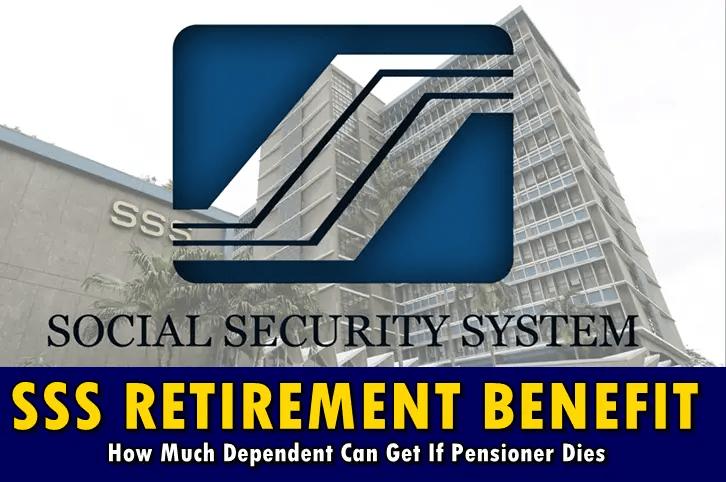 SSS Retirement Benefit