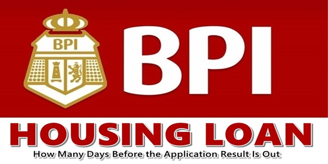 BPI Housing Loan