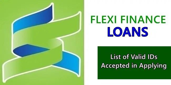 Flexi Finance Loans