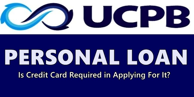 UCPB Personal Loan