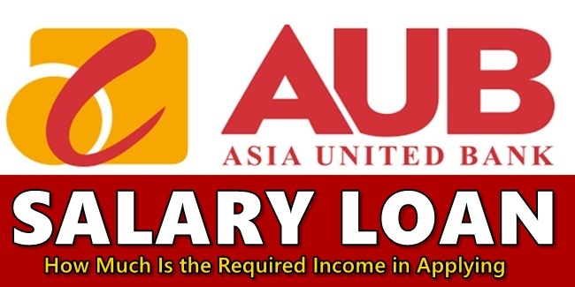 AUB Salary Loan