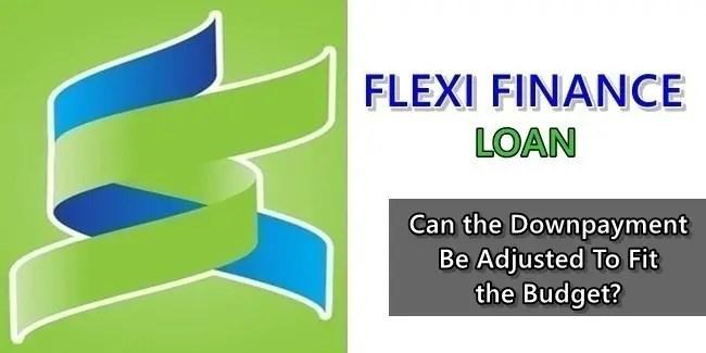 Flexi Finance Loan