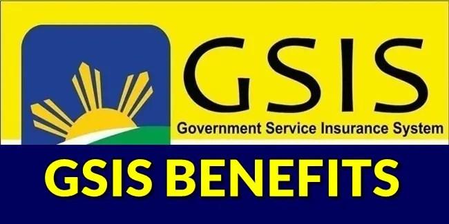 GSIS Benefits