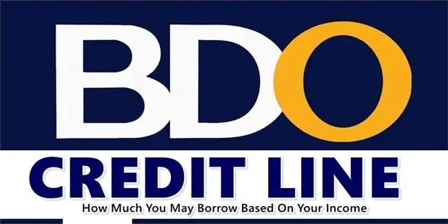 BDO Credit Line