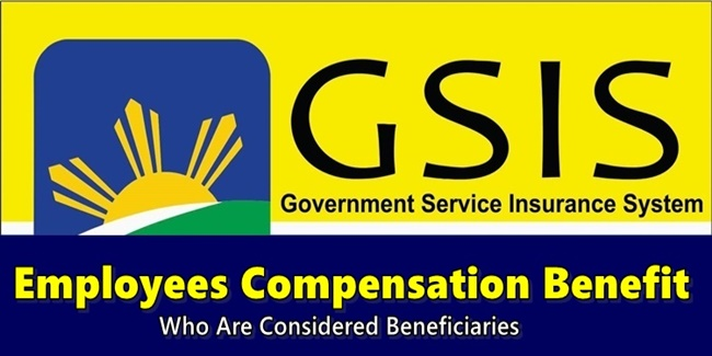 GSIS Employees Compensation Benefit
