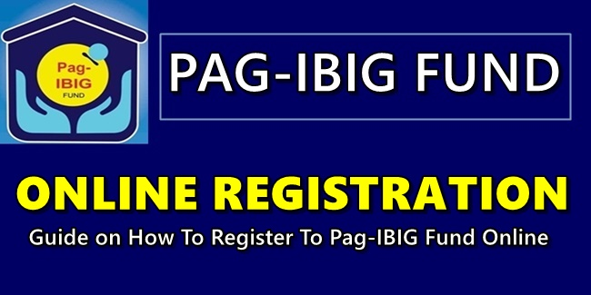 Pag-IBIG Fund Online Registration