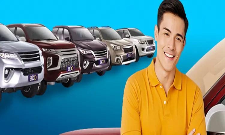 BDO Auto Loan Online Application