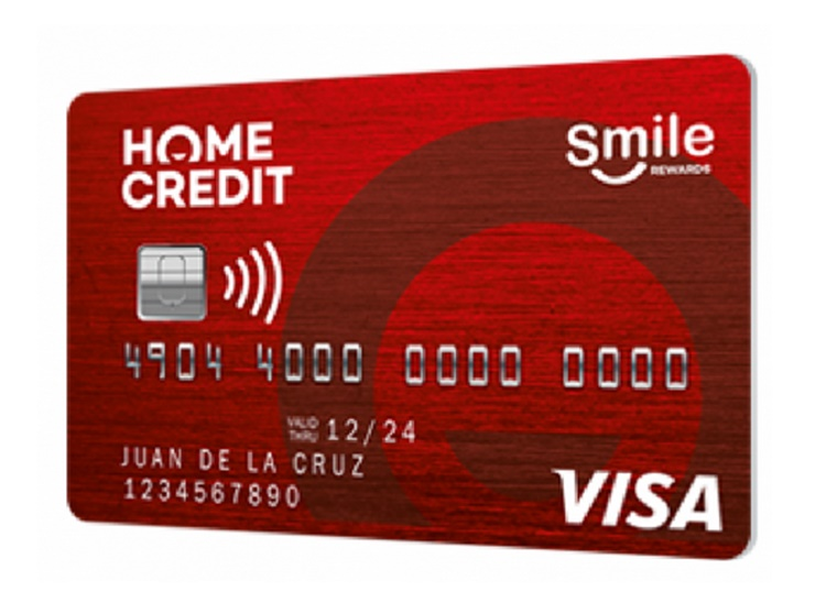 Home Credit Credit Card