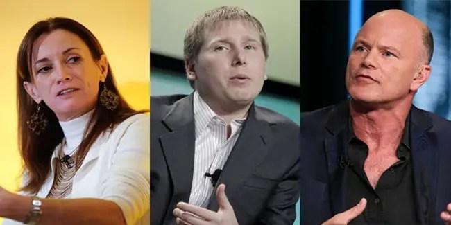 Top Bitcoin Millionaires