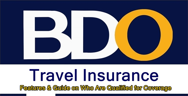 BDO Travel Insurance