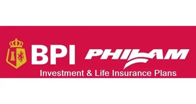 BPI-Philam Investment & Life Insurance Plans