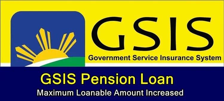 GSIS Pension Loan