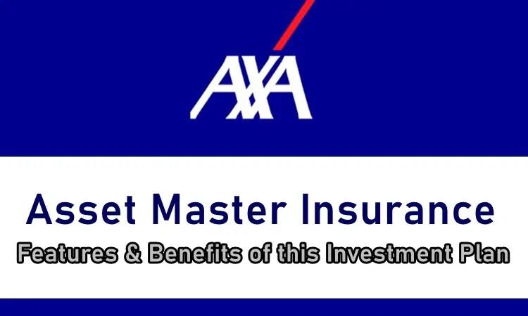 AXA Asset Master Insurance