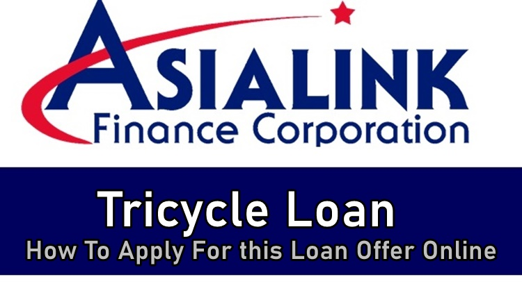 Asialink Tricycle Loan