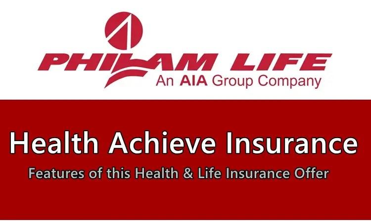 Philam Health Achieve Insurance