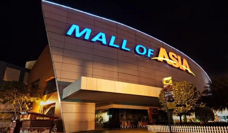 Mall of Asia Restaurants, Barber Shops