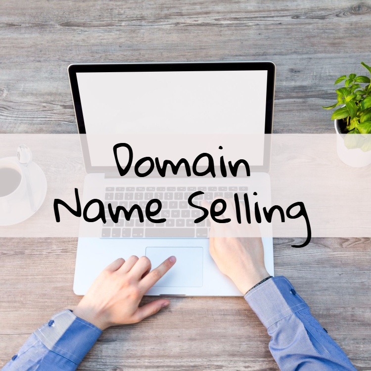 Domain Name Selling Featured Image