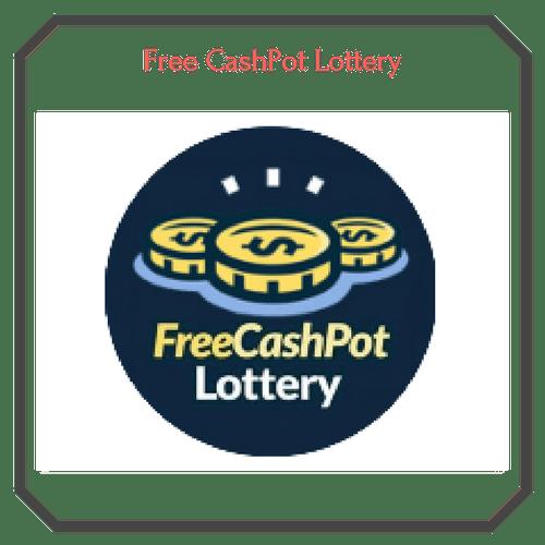 Free CashPot Lottery