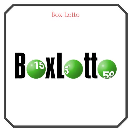 Box Lotto Logo