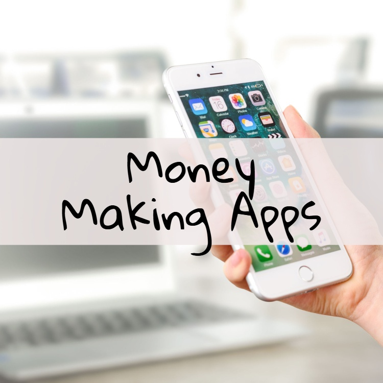 Money Making Apps Page Featured Image