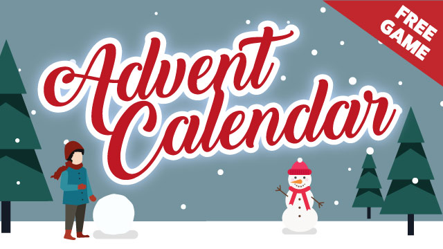 tombola Advent Calendar 2018 header