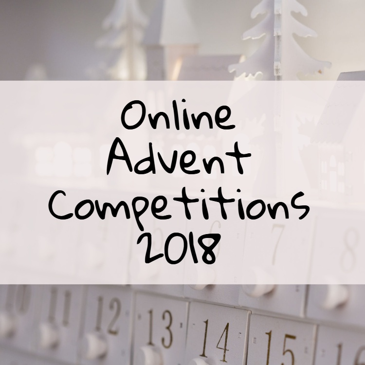 online advent competitions 2018 featured image