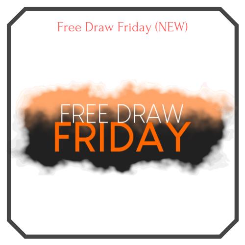 Free Draw Friday Logo