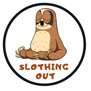 Slothing Out Store Logo