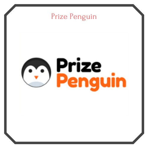 Prize Penguin Logo - Free UK Lottery