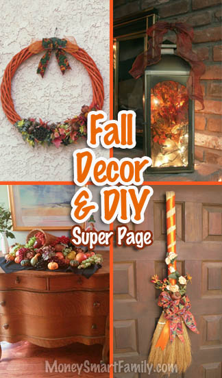 Easy Do It Yourself Decorating Ideas