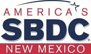 LOGO Americas SBDC New Mexico-red band smaller