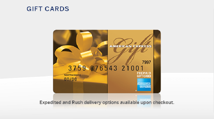 American Express Gift Card Promotions
