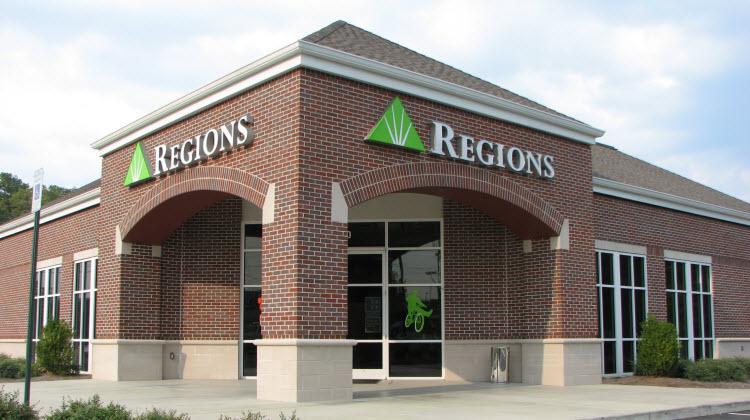 Regions Bank Promotions