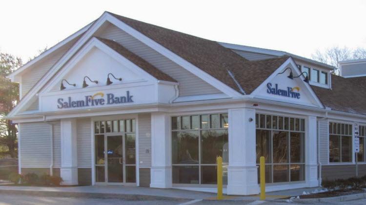 Salem Five Bank Promotions