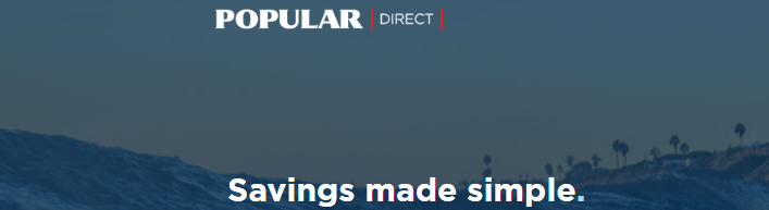 Popular Direct Savings Account