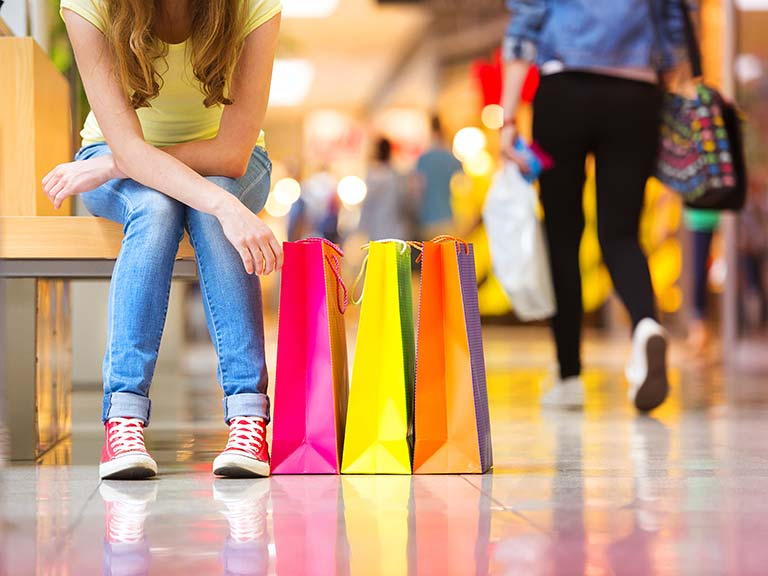 Shopping To Meet Credit Card Minimum Spend