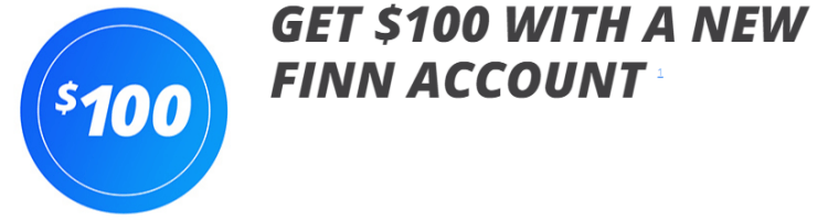 Finn By Chase $100 Bonus