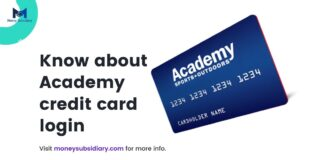 They are also one of the best ways of spending when you j. Academy Sports And Outdoors Credit Card Application Archives Money Subsidiary