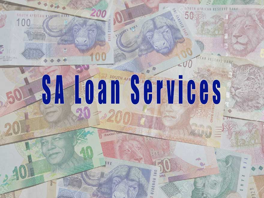 SA loan services for South African