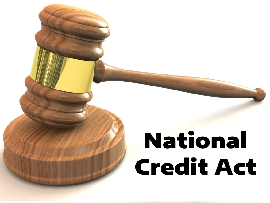 Everything you should need to know about National Credit Act (NCA)