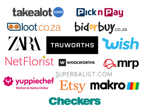 Top Online Shopping Sites in South Africa