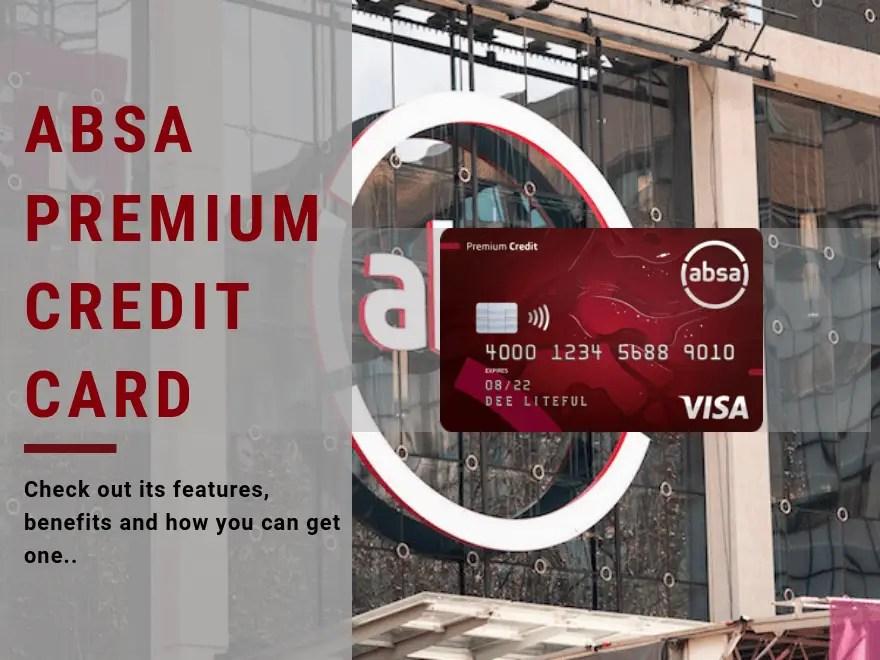 Absa Premium Credit Card
