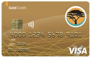FNB Gold Credit Card
