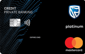 Standard Bank Platinum Credit Card