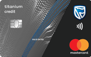 Standard Bank Titanium credit card