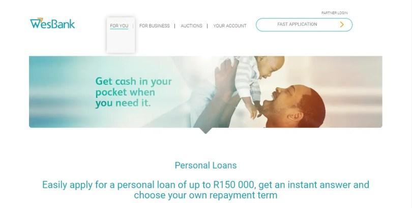 Wesbank Loan Services
