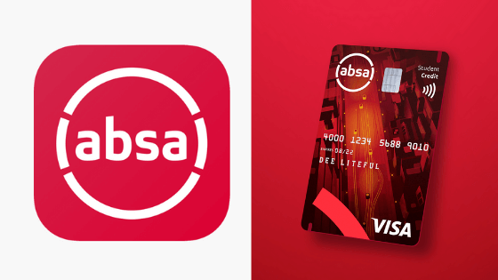 ABSA Student Silver Account Card