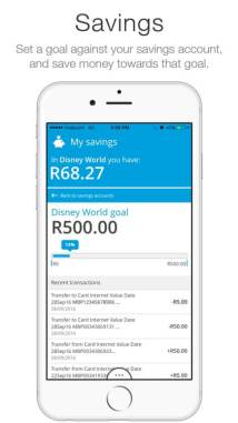 Investec Youth Account App